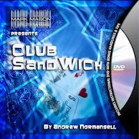 CLUB SANDSWICH BY ANDREW NORMANSALL