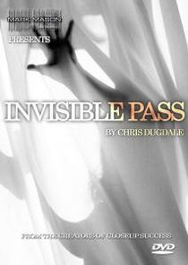 THE INVISIBLE PASS DVD BY CHRIS DUGDALE