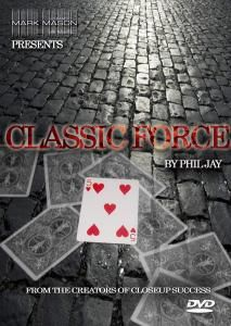 THE CLASSIC FORCE DVD BY PHIL JAY